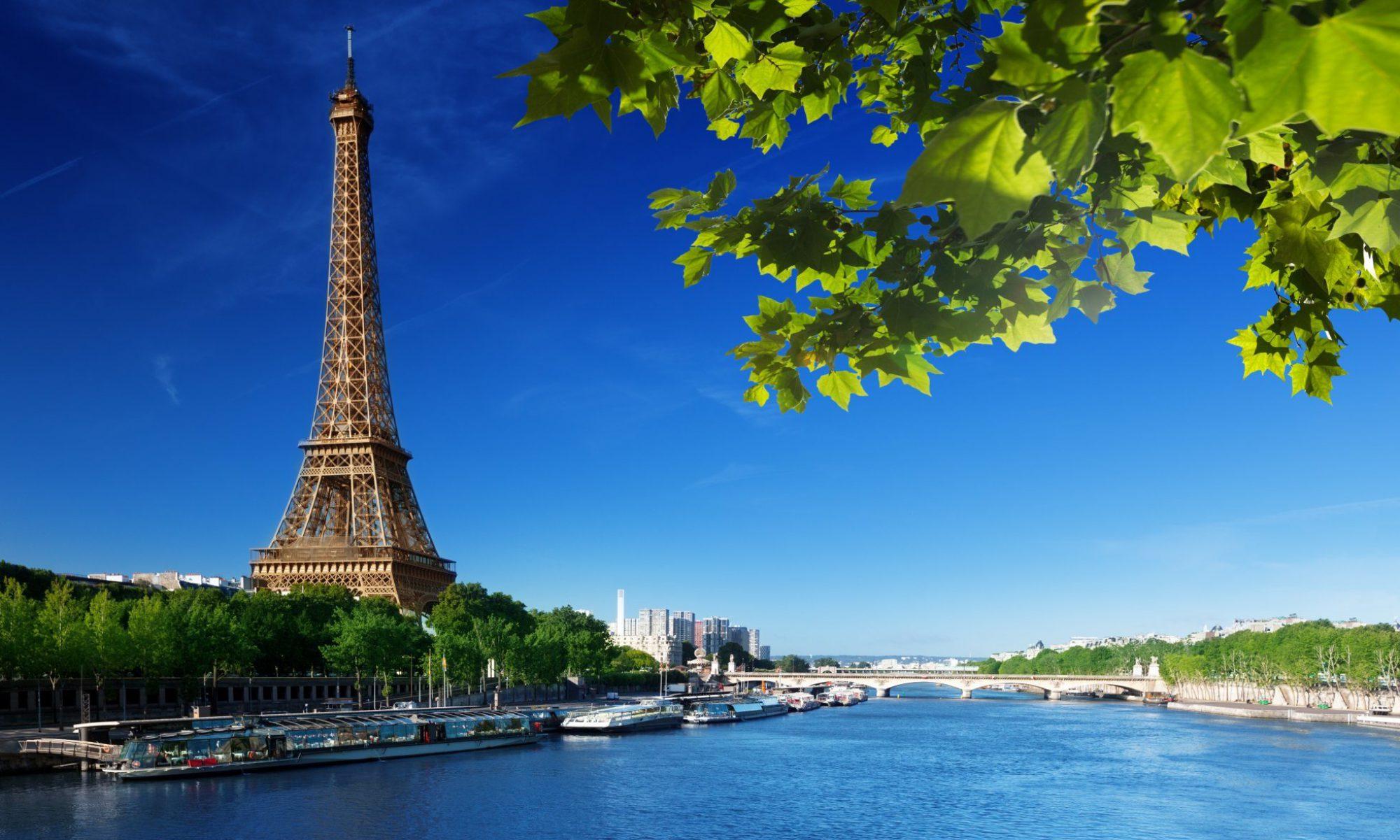 🔵⚪️🔴 café parisien